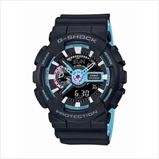 Casio G-Shock Pearl Blue Series GA-110PC-1ADR