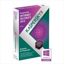 KASPER-SKY INTERNET SECURITY 2013 (5 USERS)