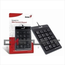 GENIUS Keyboard Wired NUMERIC PAD (I110)