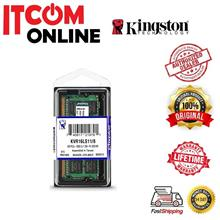 KINGSTON 8GB DDR3L 1600MHZ NOTEBOOK RAM (KVR16LS11/8) LOW VOLTAGE
