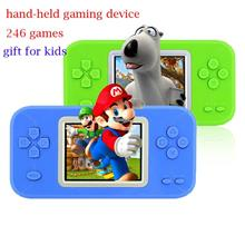 1pcs MOGIS M320 handheld game consoles Digital Screen color For Kids