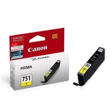 Canon CLI-751 Color Yellow