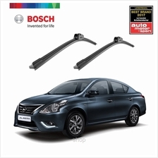 [Combo Set] Bosch Clear Advantage Wiper Blade Set (21+14 inch) for Nis)