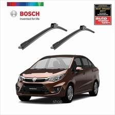 [Combo Set] Bosch Clear Advantage Wiper Blade Set (21+19 inch) for Proton Pers)