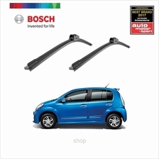 [Combo Set] Bosch Clear Advantage Wiper Blade Set (20+16 inch) for Perodua Myv)