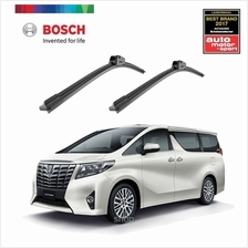 [Combo Set] Bosch Clear Advantage Wiper Blade Set (26+14 inch) for Toyota Alph)