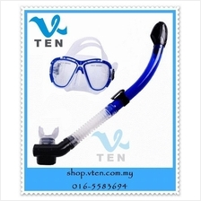 Adult Snorkeling Diving Swimming Goggles Mask Equipment 4 Color
