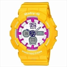 Casio Baby-G BA-120-9B Standard Analog-Digital Watch