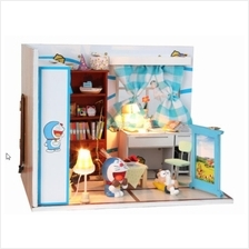 Doraemon DIY Model House Building Toys