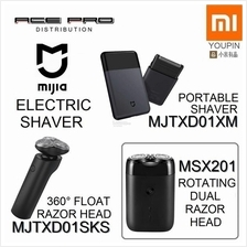 XIAOMI Mijia Electric Shaver 360° Float Shaving / Portable - IPX7*