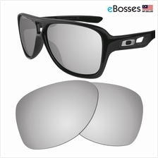 eBosses Polarized Replacement Lenses for Oakley Dispatch 2 - Titanium