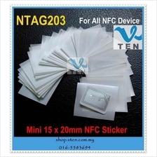 NTAG203 Mini NFC Sticker For All NFC Device Samsung Note3 Galaxy S4