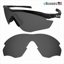 ef9e7bb14cf eBosses Polarized Replacement Lenses for Oakley M2 Sunglasses - Solid
