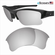42d4d55e947 eBosses Polarized Replacement Lenses for Oakley Flak Jacket XLJ - Tita