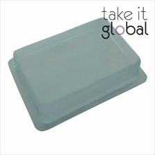 50g Rectangular Soap Casing - Thick Plastic