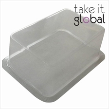 100g Rectangular Shape Soap Casing - Thick Plastic