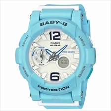Casio Baby-G BGA-180BE-2B Standard Analog-Digital Watch