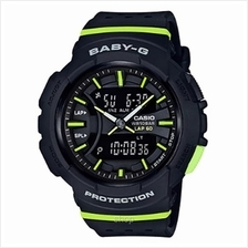 Casio Baby-G BGA-240-1A2 Running Series Analog-Digital Watch