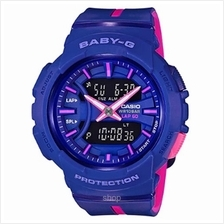 Casio Baby-G BGA-240L-2A1 Running Series Analog-Digital Watch