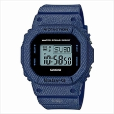 Casio Baby-G BGD-560DE-2D Special Color Denim'd Digital Watch