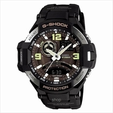 Casio G-Shock GA-1000-1B Gravity Defier Twin Sensor Ana-Digi Watch