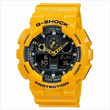 Casio G-Shock GA-100A-9 Standard Ana-Digital Watch