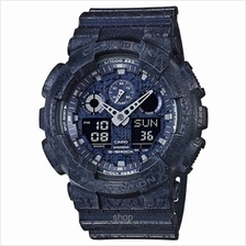 Casio G-Shock GA-100CG-2A Special Color Series Ana-Digital Watch