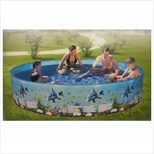 Mini Plastic Swimming Pool For Kids/Family 4FT/5FT/6FT/8FT