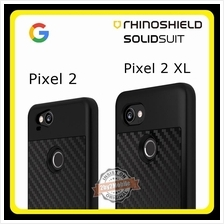 Original Rhinoshield SolidSuit Google Pixel 2 Pixel 2 XL Bumper Case
