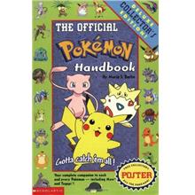 Pokemon Official Pokemon Handbook