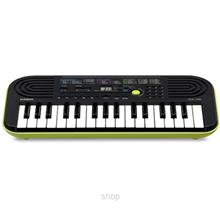 Casio Mini Keyboard Green - SA-46