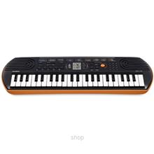 Casio Mini Keyboard Orange - SA-76