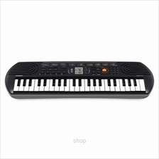 Casio Mini Keyboard Gray - SA-77