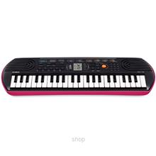 Casio Mini Keyboard Pink - SA-78