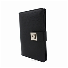 Ranulf Von Brandenburg Leather Passport Holder - W036