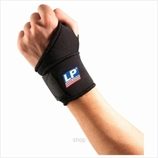 LP Support Wrist Wrap Black - LP726