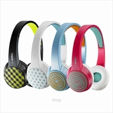 Rapoo S100 Bluetooth 4.1 Fashionable Headset with Hand-free Function