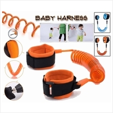 Adjustable Kids Safety Anti Lost 1.5m Wrist Band/ Harness/ Leash Strap