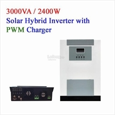 SOLARMO 3000VA / 2400W Solar Hybrid Inverter With PWM Charger