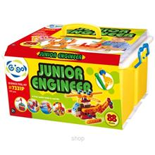Gigo Junior Engineer Construction 160pcs Set - 7331)