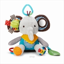 SKIP HOP Activity Elephant Playtime Bandana Buddies Toy - SH306202
