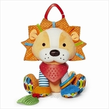 SKIP HOP Activity Lion Playtime Bandana Buddies Toy - SH306207