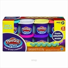 Playdoh Plus Variety Pack - A1206