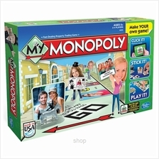 MONOPOLY My Monopoly Game - A8595)