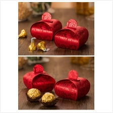 527020176234 Wedding candy box 100 pcs