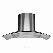 Pensonic Stainless Steel Cooker Hood Pch 804g