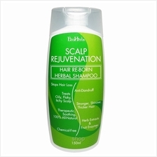 EcoHerbs Scalp Rejuvenation Hair Re-Born Herbal Shampoo 150ml)