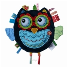 Label Label Friends Owl Boy Cuddly Animal Toy - LL-FR1209