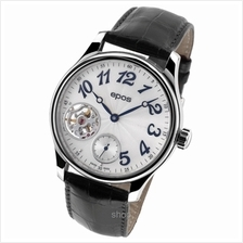 Epos Passion Silver Arabic Watch - 3369-OH