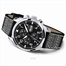 Epos Sportive Pilot Chronograph Watch - 3406